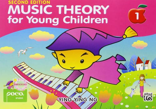 Music Theory for Young Children Book One, Second Edition