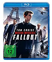 Mission: Impossible 6 - Fallout [Blu-ray] [2018]