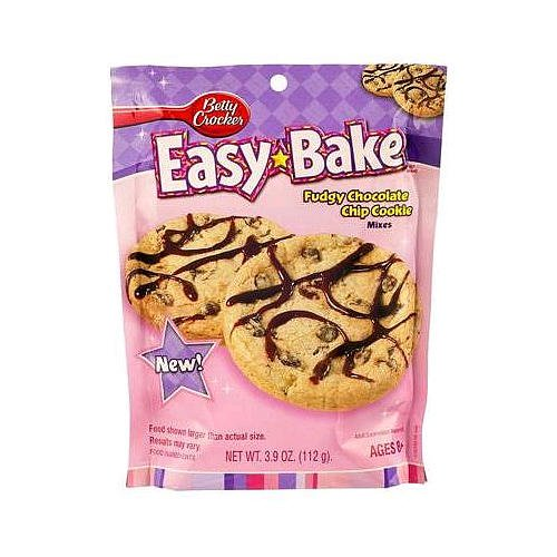 easy-bake-oven-fudgy-chocolate-chip-cookie-mix