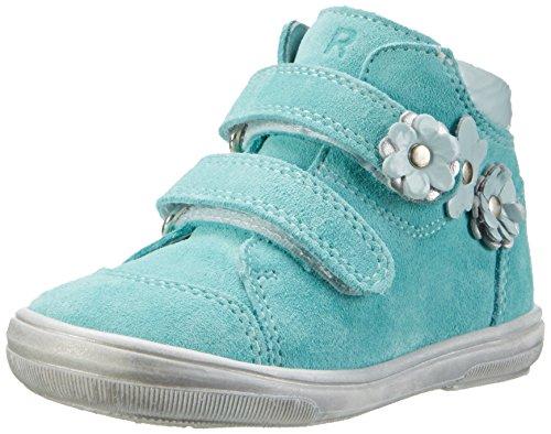 Richter Kinderschuhe Dandi S, Chaussures Marche Bébé Fille Türkis (jade/silver)