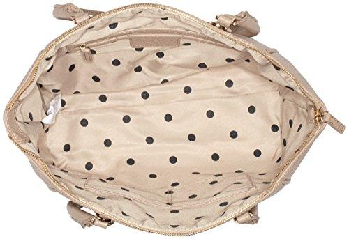 Liu Jo Shopping M Minorca Sac à main porté épaule 33 cm grau