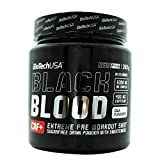 Biotech USA Black Blood CAF+ (400mg Koffein / 6300mg NO COMPLEX) - Cola - 300g