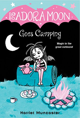 Isadora Moon Goes Camping por Harriet Muncaster