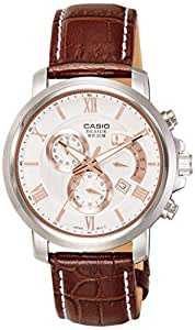 Casio Enticer White Dial Men's Watch - BEM-507L-7AVDF (BS126)