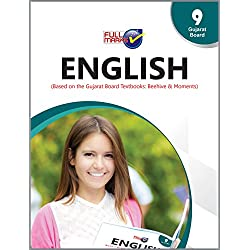 English (Based on Gujarat Board Textbooks: Beehive & Moments) Class 9