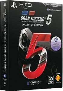 Gran Turismo 5 (compatible 3D) - édition collector