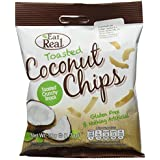 Eat Real - Coconut Chips Toasted, 50 gr