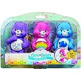 Vivid Imagination Lot de 3 jouets de bain Bisounours Multicolore