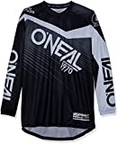 O'Neal Herren Jersey Element Racewear, Grau, M, 0008