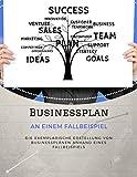 Businessplan erstellen -:  Leitfaden zur Erstellung eines Businessplan anhand eines Fallbeispiels