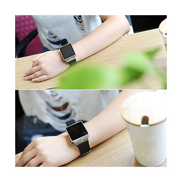Funnyrunstore Smart Watch Dz09 Gold Silver Smartwatch Relojes para iOS para Android Sim Card Camera Camera Watch 9