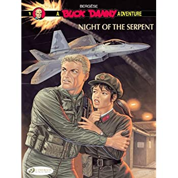 Buck Danny - tome 1 Night of the serpent (01)