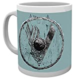 GB Eye, Vikings, Blue V, Taza