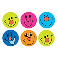 Sticker Solutions Smiley Face Stickers (Pack of 180)