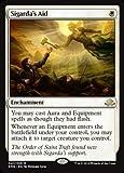 Magic: the Gathering - Sigarda's Aid (041/205) - Eldritch Moon