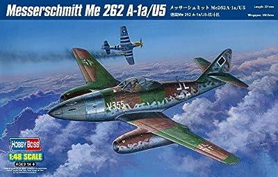 Hobby Boss 80373 Modellbausatz Me 262 A-1a/U5 von Hobby Boss