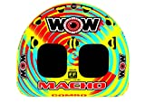 WOW Sports WOW World of Watersports, Macho 16-1010 1 to 2 Person Towable