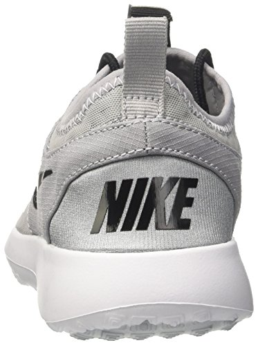 Nike Wmns Juvenate, Sneakers Basses Femme Gris (Wolf Grey/black/wolf Grey/white)