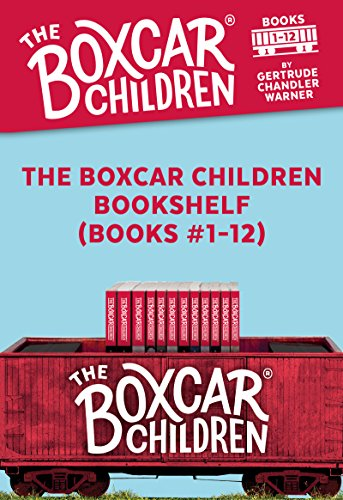 The Boxcar Children Bookshelf (Books #1-12) (The Boxcar Children Mysteries Book 1) (English Edition)