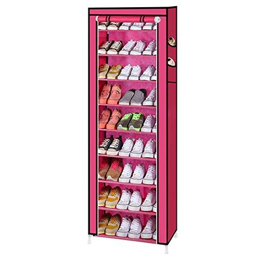 Simple múltiples capas Asamblea zapato/ zapatos de polvo/ simples y modernos y muebles-D