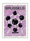 Pacifica Island Art Brüssel, Belgien - Weltausstellung