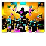 DigitalOase Glückwunschkarte ABITUR ABI 2018 AbitursPRÜFUNG A5 Gratulationskarte Grußkarte VERGÜNSTIGTES AUSLAUFMOTIV #CAP