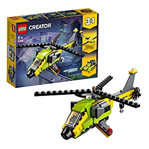 LEGO Creator - Avventura in elicottero, 31092  LEGO
