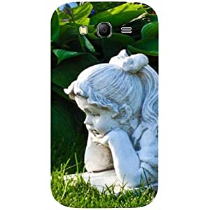 Casotec Girl Design 3D Printed Back Case Cover for Samsung Galaxy Grand Neo