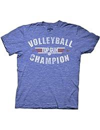 Top Gun Volleyball Champion Adult T-Shirt