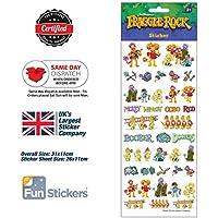Fraggle Rock Sticker 1001