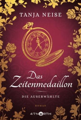 Buchcover Das Zeitenmedaillon - Die Auserwählte