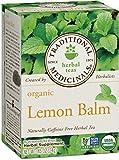 Traditional Medicinals Organic, Lemon Ba...