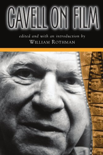 Cavell On Film (Suny Series, Horizons of Cinema) (Film On Cavell)