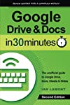 All-new 2nd Edition of this popular Google Drive and Google Docs tutorial! Do you have 30 minutes to spare? It's all you'll need to get up to speed with Google Drive, Google Docs, Google Sheets, and Google Slides, the free online productivity suite a...