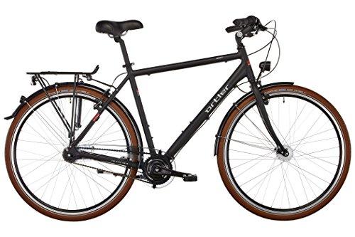 Ortler Monet Herren schwarz matt Rahmengröße 60 cm 2017 Cityrad