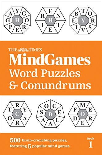 The Times Mind Games Word Puzzle...