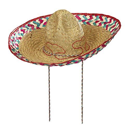 Kostüm Sombrero - Widmann - Mexikanischer Sombrero