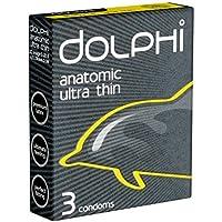 Dolphi «Anatomic Ultra Thin» 3 extra zarte Passformkondome preisvergleich bei billige-tabletten.eu