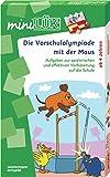 miniLÜK-Sets: miniLÜK-Set: Die Vorschulolympiade mit der Maus: Aufgaben zur spielerischen und effektiven Vorbereitung auf die Schule für Kinder ab 4 Jahren