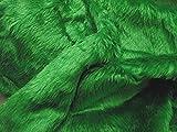 Dempsey Designs Minicraft Kunstfell, Acryl, grün, 5m