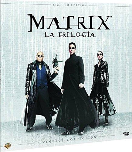 Matrix Colección Vintage (Funda Vinilo) [DVD]