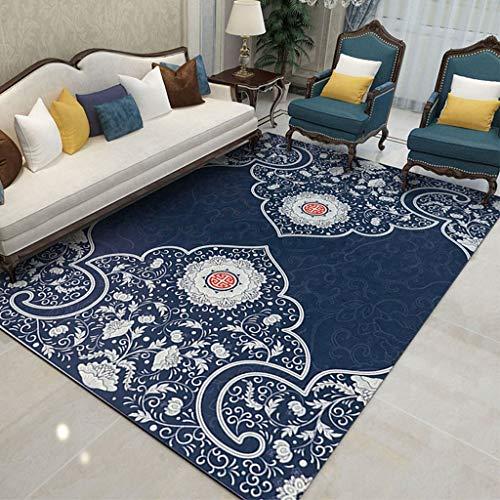 Clothes UK- Kreative Designer Teppich Chinesischen Stil Antike Muster Rechteckige Wolldecke Für Wohnzimmer Studie 6 MM Dicke Teppich (Farbe : C, größe : 180 * 280CM) - Antik-stil Teppich