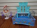 Barbie Size Dollhouse Furniture- Water F...