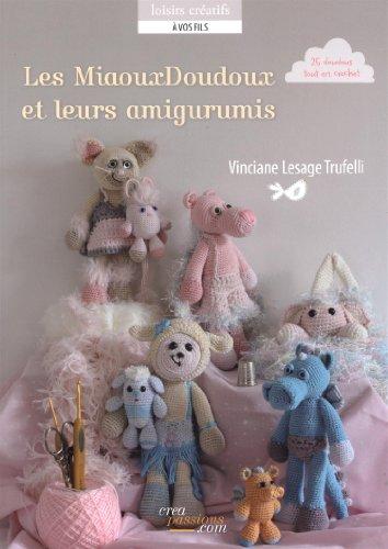 Miaouxdoudoux et leurs amigurumis : des doudous au crochet