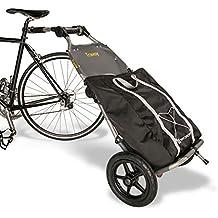burley travoy fahrrad lastenanh nger und einkaufs trolley. Black Bedroom Furniture Sets. Home Design Ideas