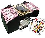 MEDIA WAVE store Mischia carte automatico mescolatore carte card shuffler