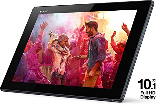 sony tablet z4 SONY XPERIA TABLET Z LTE 4G FOTOCAMERA 8 MP MEMORIA 16GB RESISTENTE ALL ACQUA  - COLORE BLACK - MARCHIO TIM