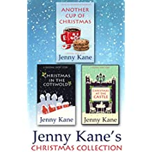 Jenny Kane's Christmas Collection: A Short Story Collection