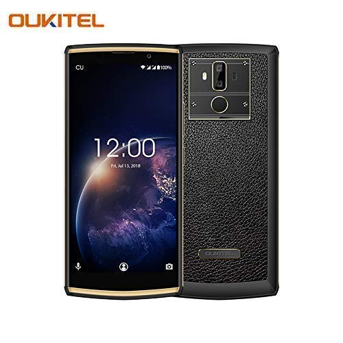 OUKITEL K7 Power - 4G Smartphone Libre DE 6.0' 18:9 FHD Octa-Core 2GB + 16GB Batería de 10000 mAh Android 8.1...