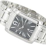 Aigner 4050649525545-Uhr für Männer, Edelstahl-Armband Silber